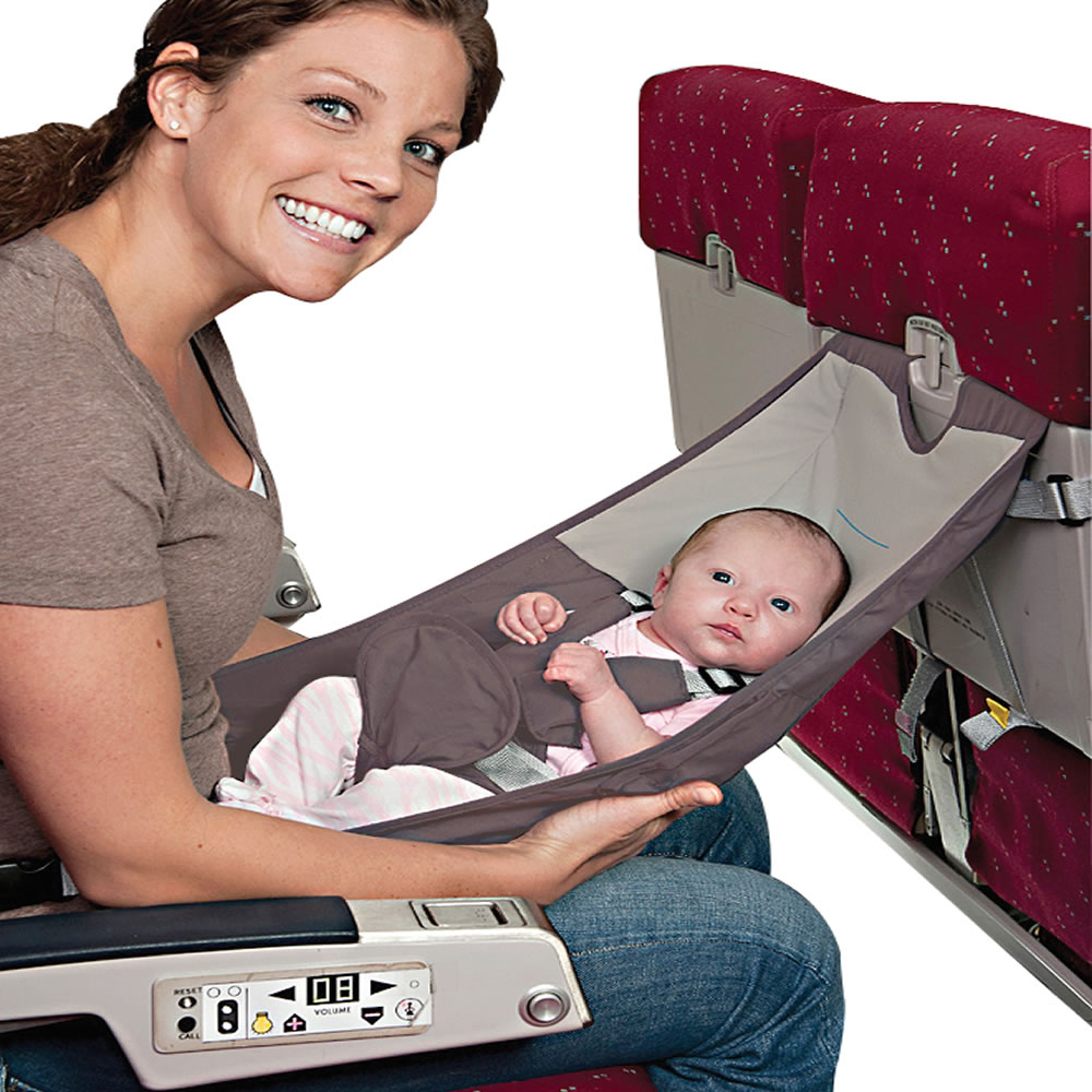 the better infant airplane seat the better infant airplane seat   hammacher schlemmer  rh   hammacher
