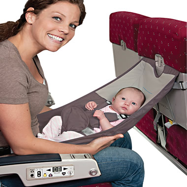 The Better Infant Airplane Seat