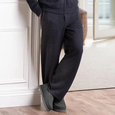 The Gentleman's Washable Cashmere Lounge Pants