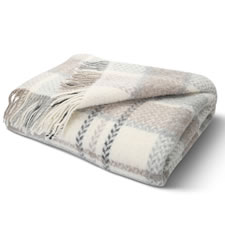 The Icelandic Sheep Wool Blanket