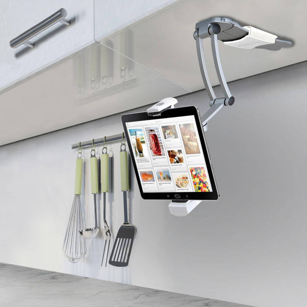 The Under Cabinet IPad Dock