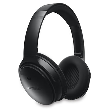 The Bose Bluetooth Noise Cancellation Headphones.