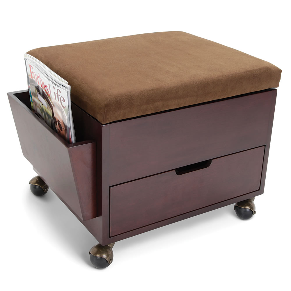 save off 5b394 5ce04 The Rolling Storage Ottoman