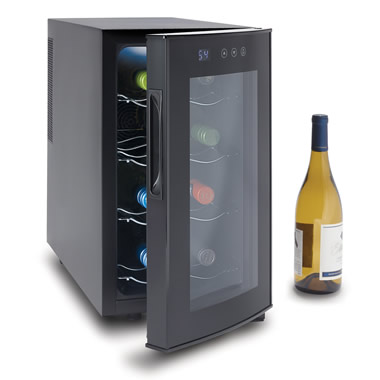 The Superior Countertop Wine Refrigerator