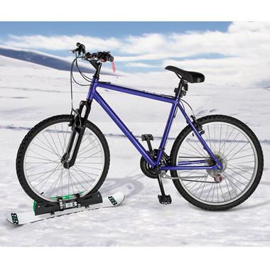 The Bike Snowboard.
