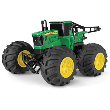 The RC John Deere Tractor