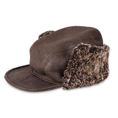 The European Shearling Ball Cap.