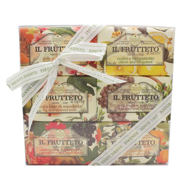 The Artisinal Florentine Soap.