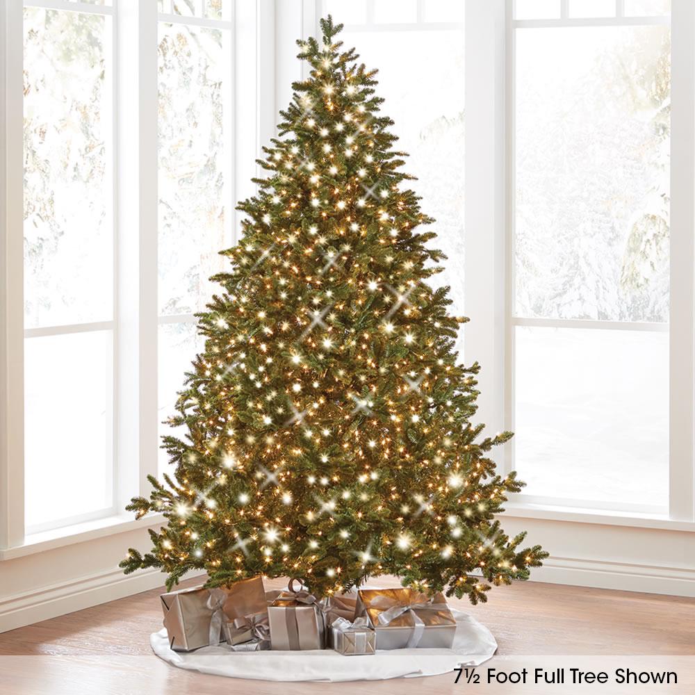 Christmas Trees Hammacher Schlemmer - Christmas Tree Lights Repair
