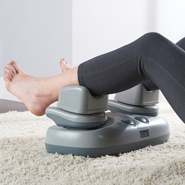 The Circulation Enhancing Swing Motion Massager.