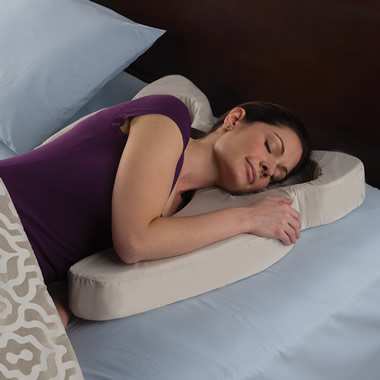 The Anti-Wrinkle Beauty Pillow.