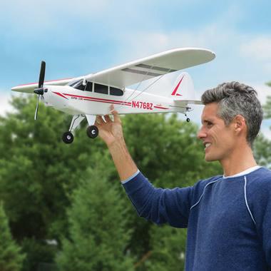 The Fly Assist RC Classic Super Cub