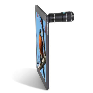 The iPad Air To Telephoto Camera Converter.