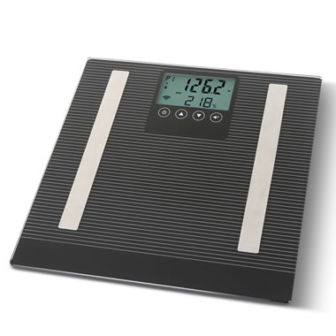 Only Daily Calorie Coaching Scale Black