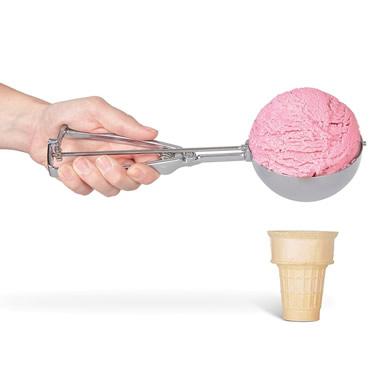 The Very Hungry Man's Ice Cream Scoop.