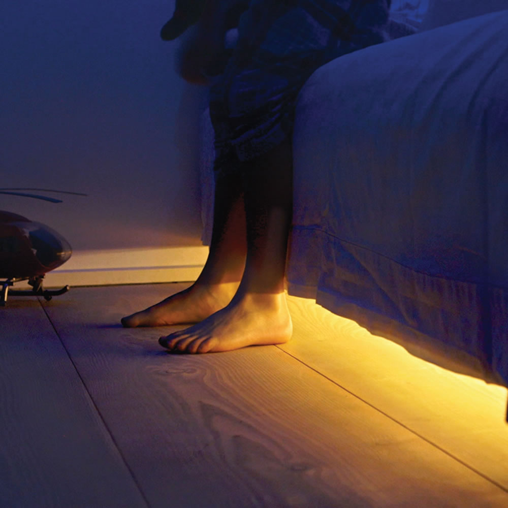 lighting bed. The Under Bed Night Lights Lighting