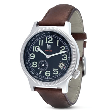 The Authentic French Aviator Watch.