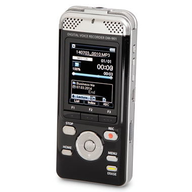 The Best Digital Voice Recorder.