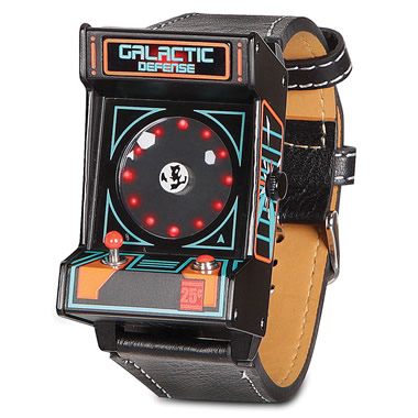 The 1980s Arcade Wristwatch.
