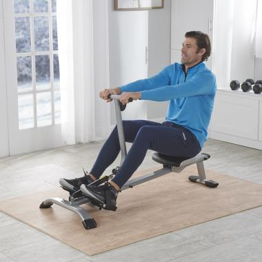 The Foldaway Rowing Machine