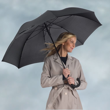 The 70Mph Wind Carbon Fiber Umbrella.