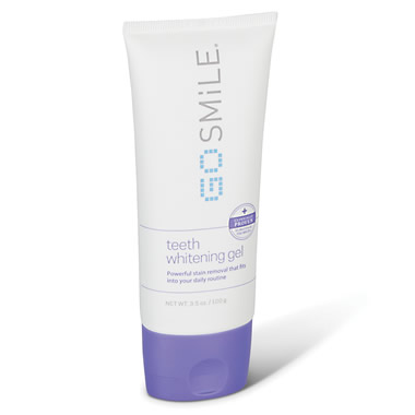 Extra 3 1/2-Oz. Tube Of Whitening Gel.