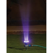 The Water And Light Show Sprinkler