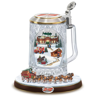 The Lights And Music Holiday Stein