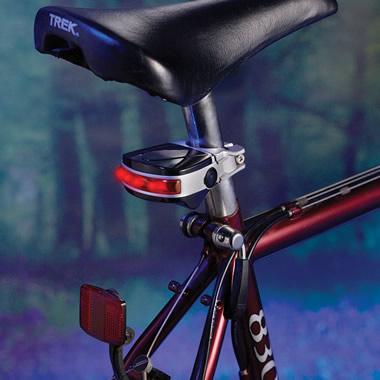 The Smartphone Alerting Bike Alarm.