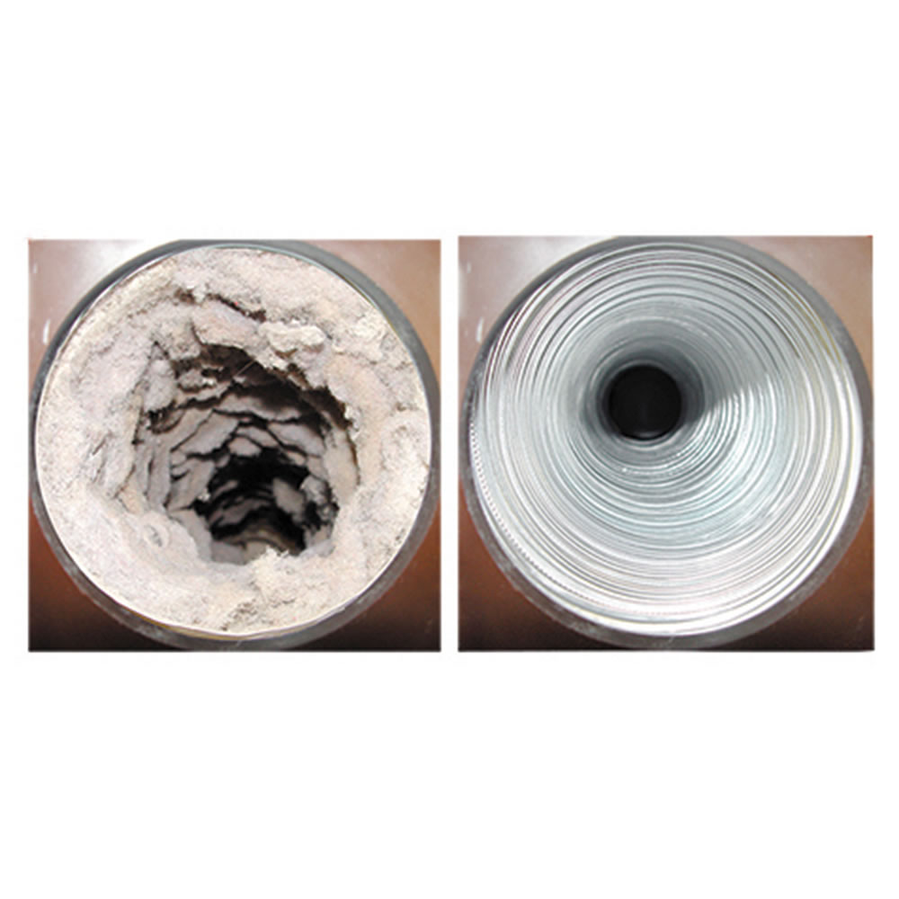 the dryer vent cleaning flexible auger