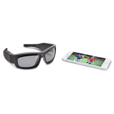 The Video Recording Wi Fi Sunglasses.