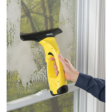 The Vacuuming Squeegee