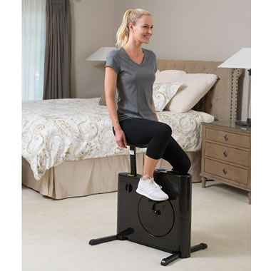 The Tight Space Exercise Bicycle