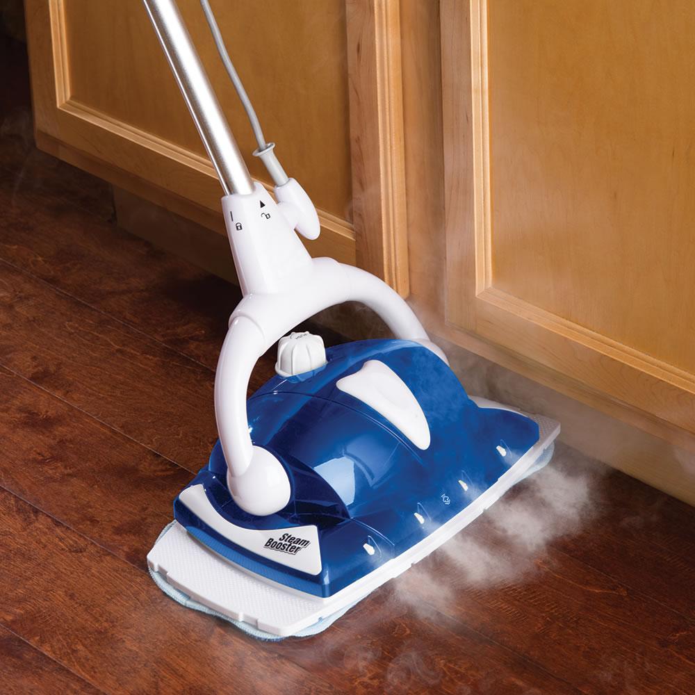 The quick drying steam mop hammacher schlemmer the quick drying steam mop dailygadgetfo Choice Image