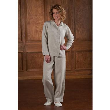 The Lady's Genuine Turkish Linen Pajamas