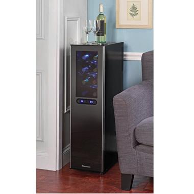 The Ultra Slim Wine Refrigerator.