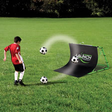 The Authentic Roll Ball Returning Soccer Trainer