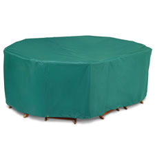 The Better Outdoor Furniture Covers (Oval Table and Chairs Cover)