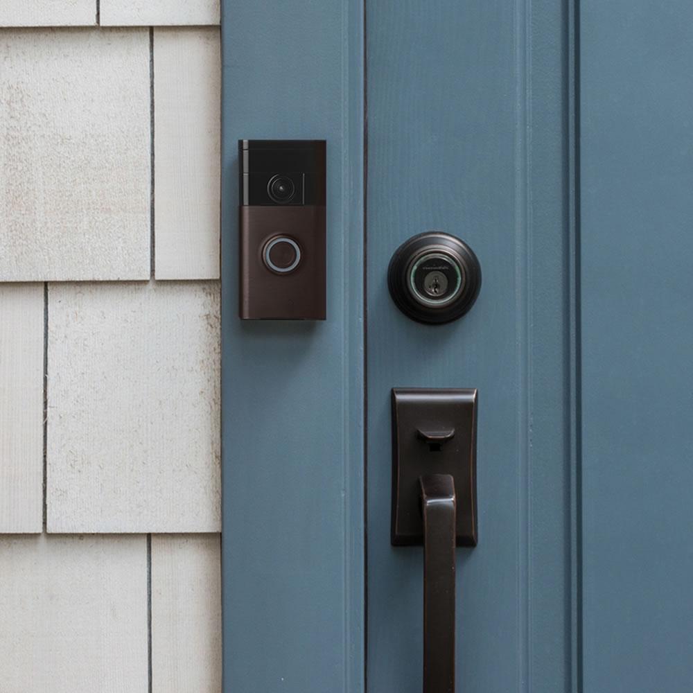 The Best Video Doorbell - Hammacher Schlemmer