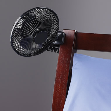 The Best Personal Clamp-On Fan.