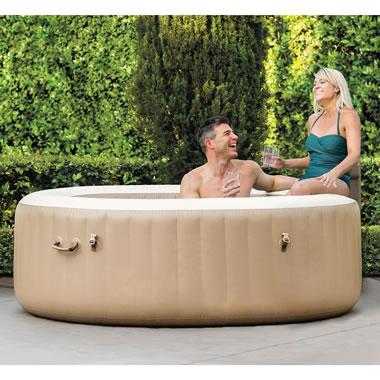 The Heated Therapy Inflatable Spa