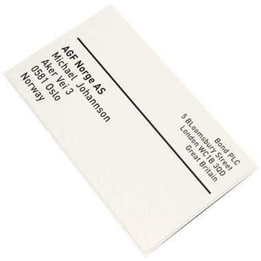 Shipping Labels Cartridge.