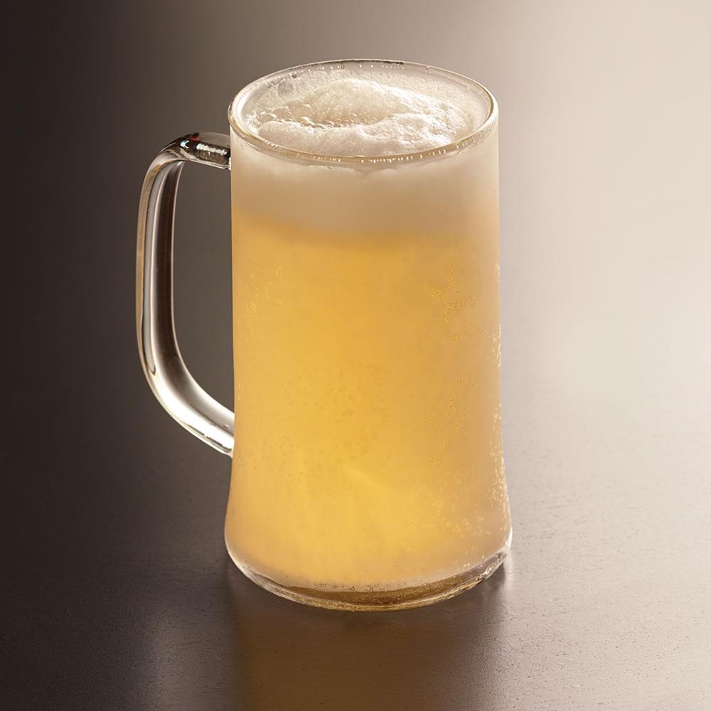 The Chill Maintaining Beer Mugs - Hammacher Schlemmer