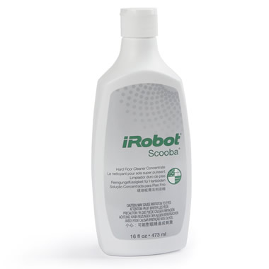 Additional Cleaning Solution For The Robotic Floor Washing Scooba 450.