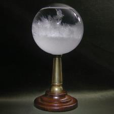 The HMS BEAGLE Storm Glass