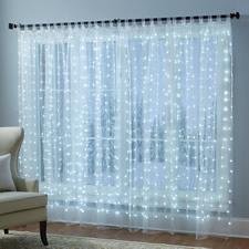 The Holiday Illuminated Sheers