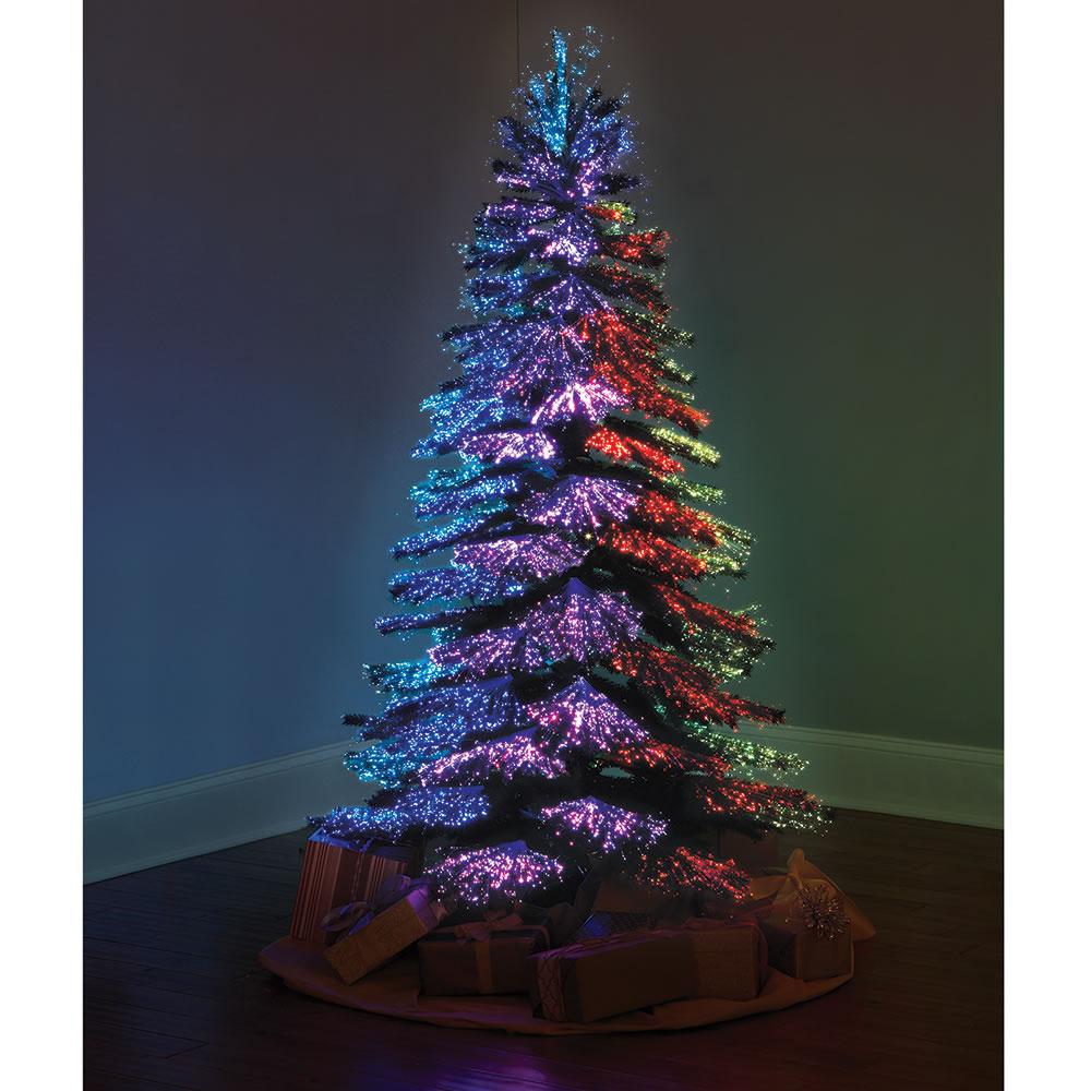 The Thousand Points of Light Tree - Hammacher Schlemmer