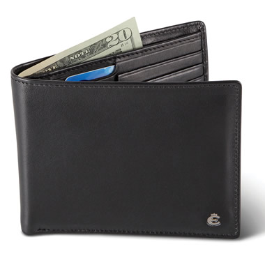 The Credit Card Wallet Vault