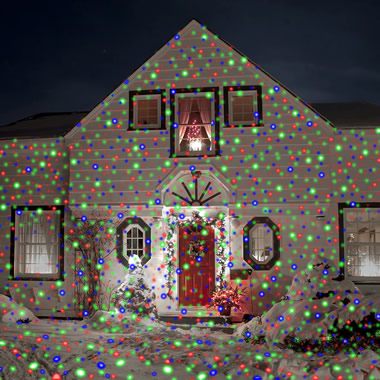 The Virtual Christmas Lights