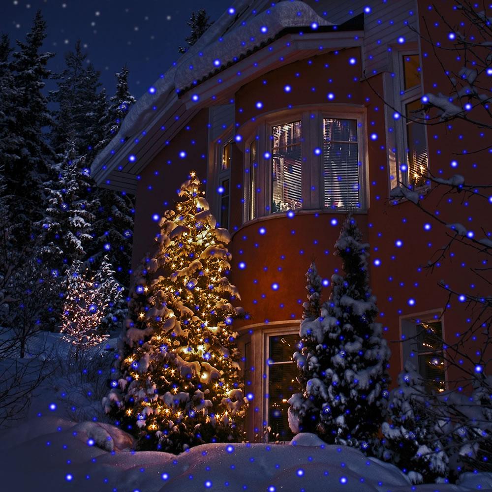The Virtual Christmas Lights - Hammacher Schlemmer